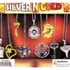 Silver N Gold Cardinal