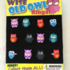 wise old owl rings