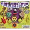 Cubes, Cuffs N Stuff Cardinal