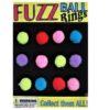 Fuzz Ball Ring Cardinal Test