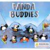 2 Inch Panda Buddies Cardinal